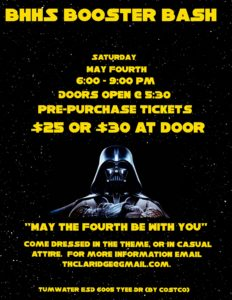 Copy of Star Wars NEW YEAR EVE
